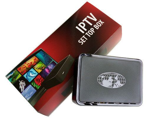 MAG254 New IPTV Linux BOX in stock